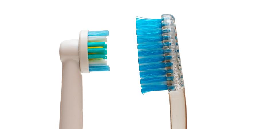 Los cepillos de dientes electricos son mejores